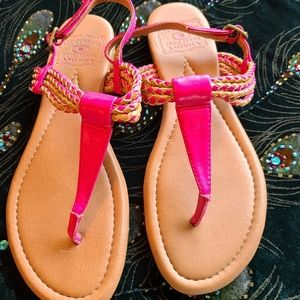 NWOT Lucky Brand Sandals